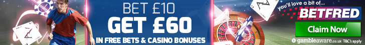 Betfred Horse Racing Bonus